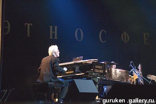 пианист Сергей Филатов
